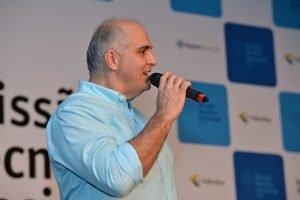 Novo presidente da Abradilan